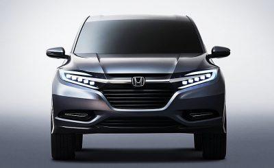 Mẫu SUV cở nhỏ sắp ra mắt: Honda ZR-V