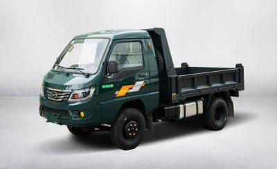Xe tải ben Zibo ZB100D (1 tấn) | 3S TMT Cần Thơ