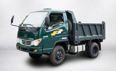 Xe tải ben Zibo ZB240D (2.4 tấn) | 3S TMT Cần Thơ