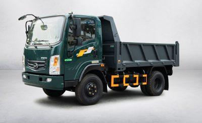 Xe tải ben KC500D (5 tấn) | 3S TMT Cần Thơ
