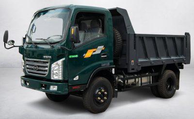 Xe tải ben Zibo ZB500D (4,95 tấn) | 3S TMT Cần Thơ