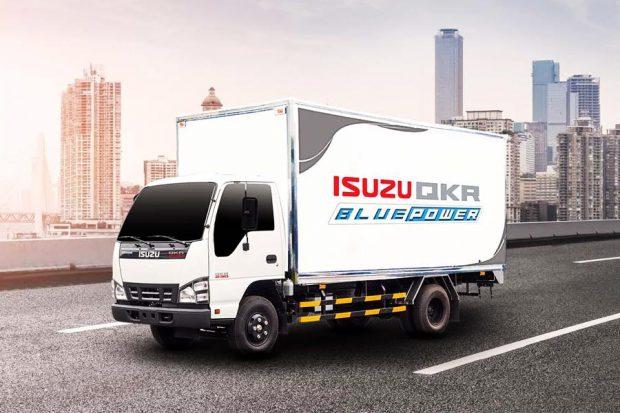 Dòng Isuzu QKR-F (2 - 3 tấn) | Isuzu 3S Miền Tây