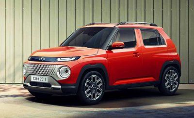 Hyundai Casper 2022: Mẫu xe mới sẽ về Việt Nam?