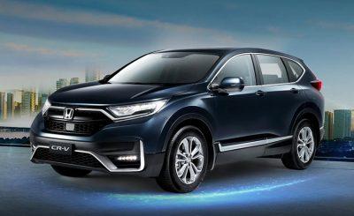 Honda CR-V Cần Thơ: Báo Giá & Khuyến Mãi #1