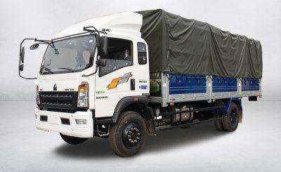 Xe tải ben Howo HW130 (7.5 tấn) | 3S TMT Cần Thơ