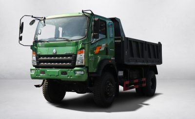 Xe tải ben Howo 750D2 (7.1 tấn) | 3S TMT Cần Thơ