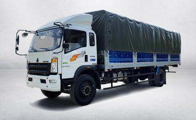 Xe tải ben Howo HW160 (8 tấn) | 3S TMT Cần Thơ