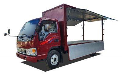 Xe tải JAC L200 (3.5 tấn) | Đại lý JAC Cần Thơ