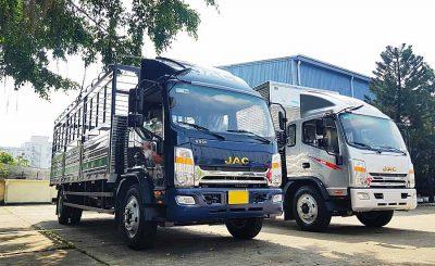 Xe tải JAC N900 (9 tấn) | Đại lý JAC Cần Thơ